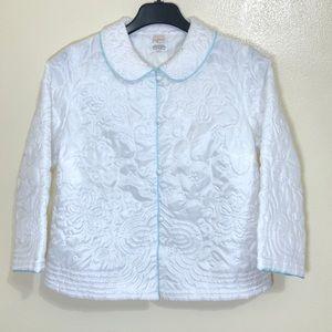 🔵Vintage John Wanamaker Quilted Jacket